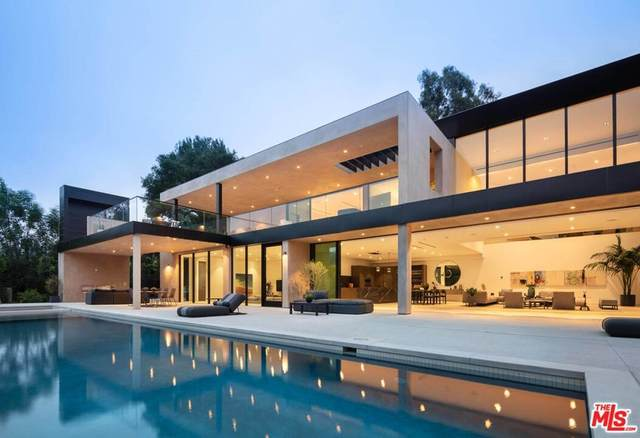 2600 Hutton Drive, Beverly Hills, CA 90210 (#21761854) :: Powerhouse Real Estate