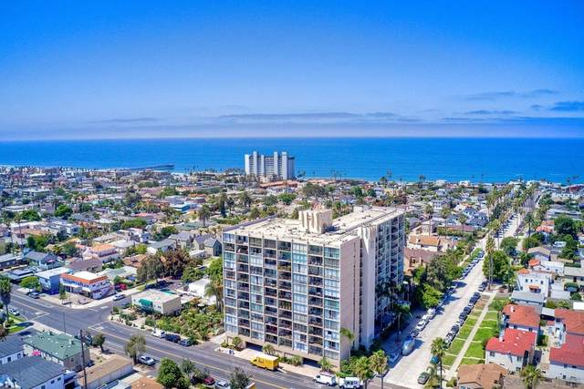 4944 Cass St. #305, San Diego, CA 92109 (#210021336) :: Cochren Realty Team | KW the Lakes