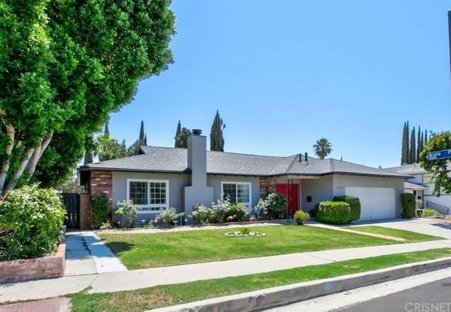 17476 Candia Street, Granada Hills, CA 91344 (#SR21165887) :: Zutila, Inc.