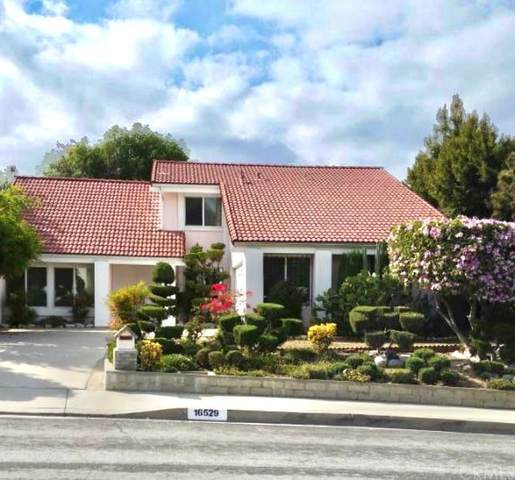 16529 Abascal Drive, Hacienda Heights, CA 91745 (#TR21166009) :: Cochren Realty Team | KW the Lakes