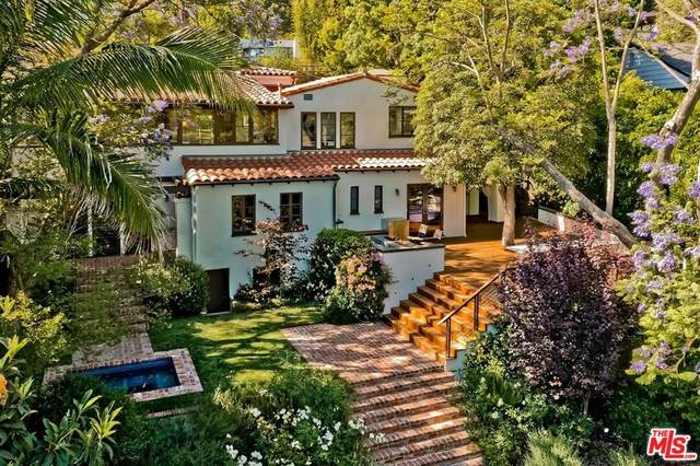 1544 Sunset Plaza Drive, Los Angeles (City), CA 90069 (#21766492) :: Mint Real Estate