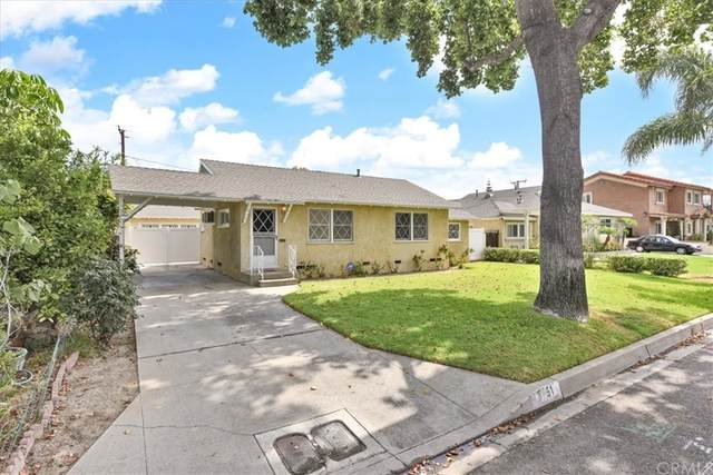7751 Dacosta Street, Downey, CA 90240 (#DW21166056) :: Legacy 15 Real Estate Brokers