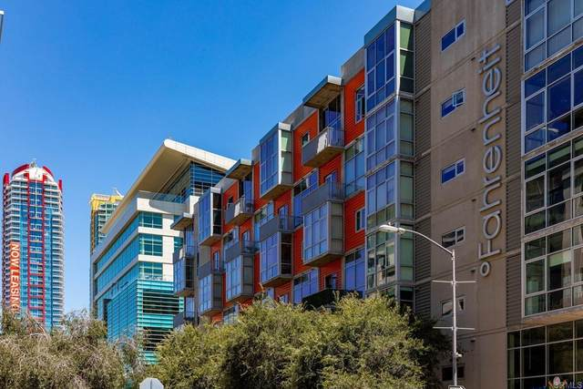 1025 Island Ave #310, San Diego, CA 92101 (#NDP2108791) :: Realty ONE Group Empire