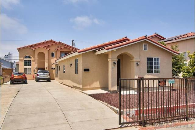 4240 4242 47th St, San Diego, CA 92115 (#210021350) :: RE/MAX Empire Properties