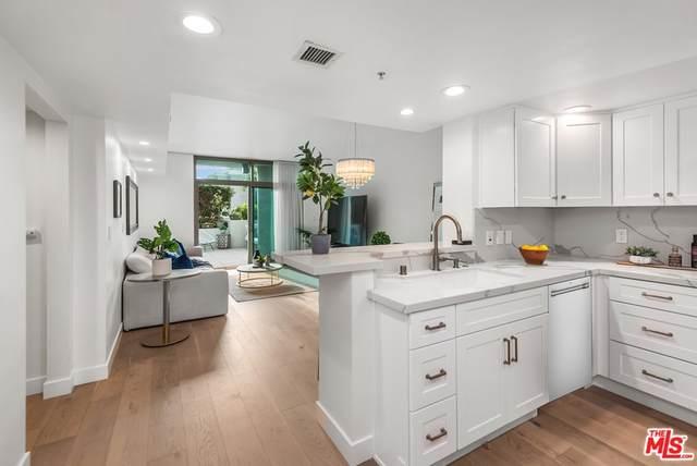 13700 Marina Pointe Drive #314, Marina Del Rey, CA 90292 (MLS #21765728) :: CARLILE Realty & Lending