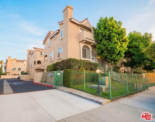 1734 W 147Th Street A, Gardena, CA 90247 (#21766450) :: Robyn Icenhower & Associates