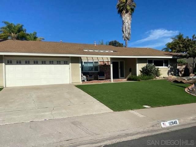 12948 Francine Terrace, Poway, CA 92064 (#210021354) :: Jett Real Estate Group