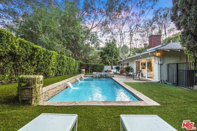 2400 Coldwater Canyon Drive, Beverly Hills, CA 90210 (#21765652) :: Powerhouse Real Estate