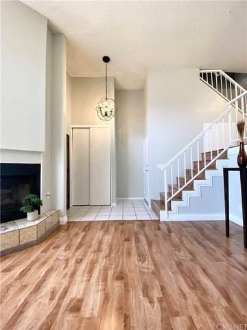23011 Del Valle Street #5, Woodland Hills, CA 91364 (#SR21166114) :: Zutila, Inc.