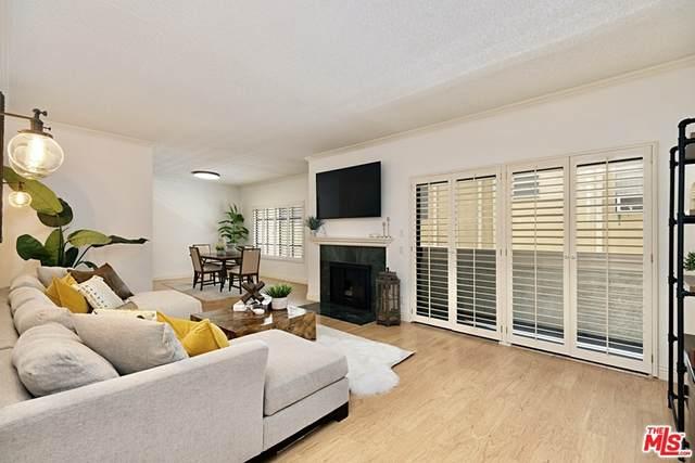 14050 Magnolia Boulevard #110, Sherman Oaks, CA 91423 (#21765206) :: RE/MAX Empire Properties