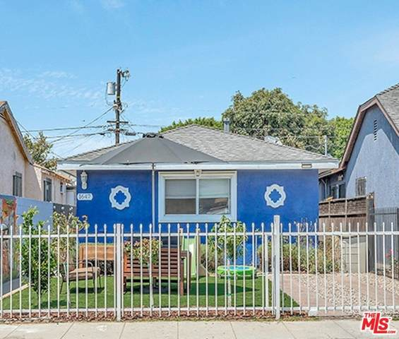 1647 W 59Th Place, Los Angeles (City), CA 90047 (#21763310) :: A|G Amaya Group Real Estate