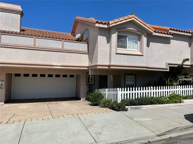 1729 Ruxton Lane, Redondo Beach, CA 90278 (#SW21166035) :: Powerhouse Real Estate