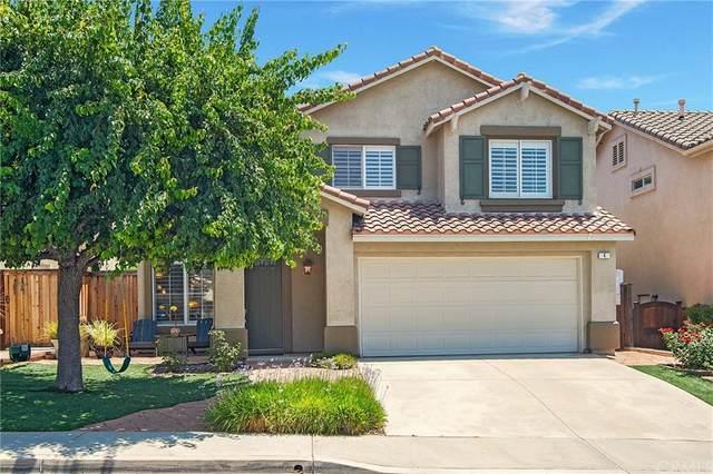 4 Daybreak Lane, Rancho Santa Margarita, CA 92688 (#OC21164364) :: Plan A Real Estate