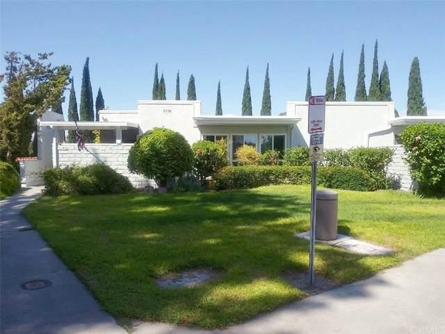 2119 Via Puerta U, Laguna Woods, CA 92637 (#OC21162395) :: Cochren Realty Team | KW the Lakes