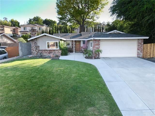 417 Bourdet Street, Walnut, CA 91789 (#PW21165859) :: RE/MAX Empire Properties