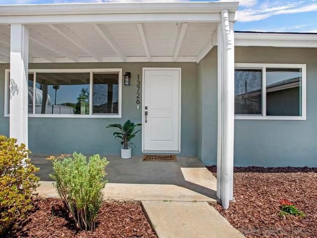 13726 Lyall Pl, Lakeside, CA 92040 (#210021365) :: Jett Real Estate Group