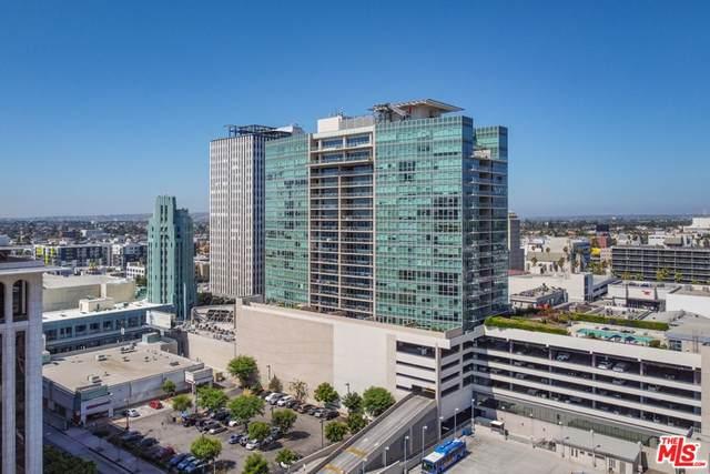 3785 Wilshire Boulevard #205, Los Angeles (City), CA 90010 (#21763908) :: Holmes Muirhead Team at Reviron Realty