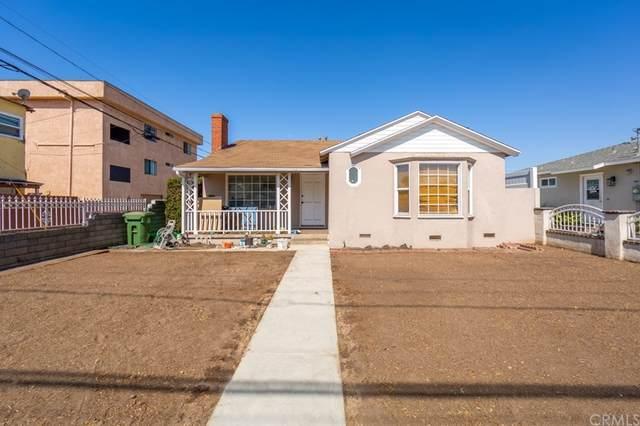 12317 Menlo Avenue, Hawthorne, CA 90250 (#SB21165881) :: Frank Kenny Real Estate Team