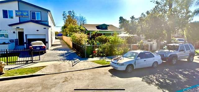 152 W 79th Street, Los Angeles (City), CA 90003 (#IV21165526) :: A|G Amaya Group Real Estate