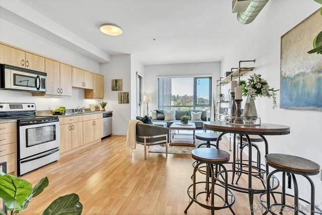 889 Date St #430, San Diego, CA 92101 (#210021366) :: Realty ONE Group Empire