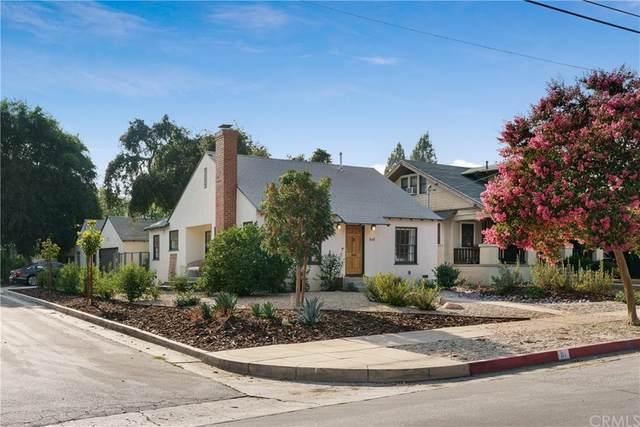 111 El Nido Avenue, Pasadena, CA 91107 (#CV21166122) :: eXp Realty of California Inc.