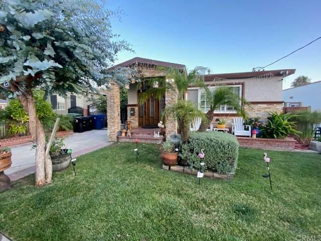 1210 W Don Street, Wilmington, CA 90744 (#SB21166169) :: Mark Nazzal Real Estate Group
