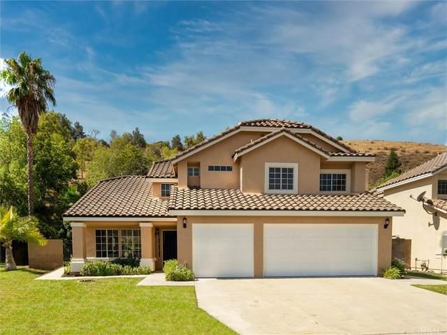 871 Ridge View Court, San Bernardino, CA 92407 (#EV21166177) :: Bathurst Coastal Properties