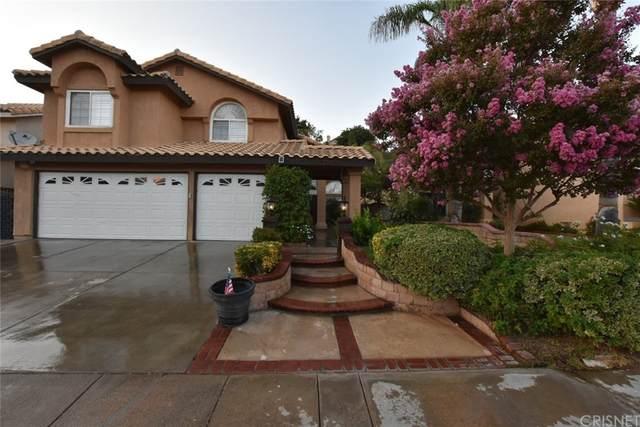 29829 Muledeer Lane, Castaic, CA 91384 (#SR21165325) :: The Najar Group