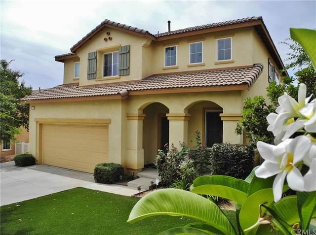 278 Cisneros Court, Colton, CA 92324 (#TR21162930) :: First Team Real Estate