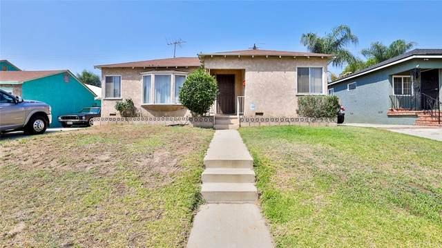 9622 Woodford Street, Pico Rivera, CA 90660 (#CV21166195) :: Mark Nazzal Real Estate Group
