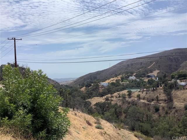 0 Latigo Canyon Road, Malibu, CA 90265 (#PF21166209) :: Mint Real Estate