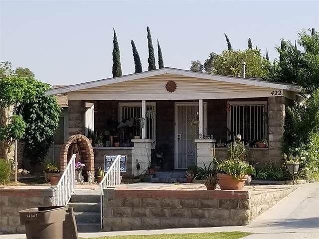 422 W N Street, Colton, CA 92324 (#IV21165035) :: Zen Ziejewski and Team