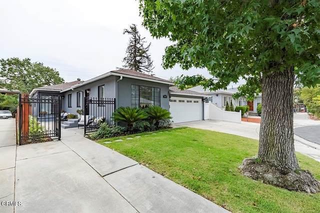 3805 Legion Lane, Los Angeles (City), CA 90039 (#P1-5939) :: Mark Nazzal Real Estate Group