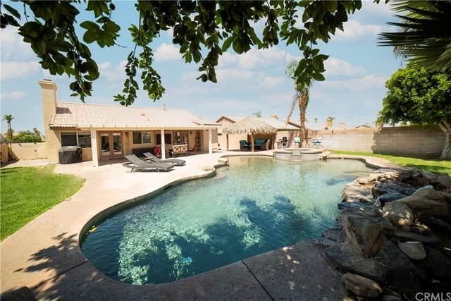 78705 La Palma Drive, La Quinta, CA 92253 (#EV21165917) :: Realty ONE Group Empire
