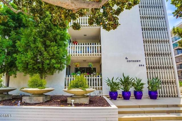 284 S Madison Avenue #302, Pasadena, CA 91101 (#P1-5940) :: Doherty Real Estate Group