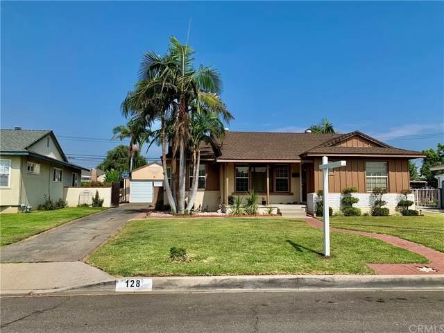 128 S Fernwood Street, West Covina, CA 91791 (#PW21164952) :: The Kohler Group