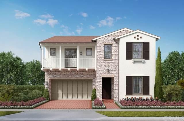 110 Turning Post, Irvine, CA 92620 (#OC21166234) :: Mint Real Estate
