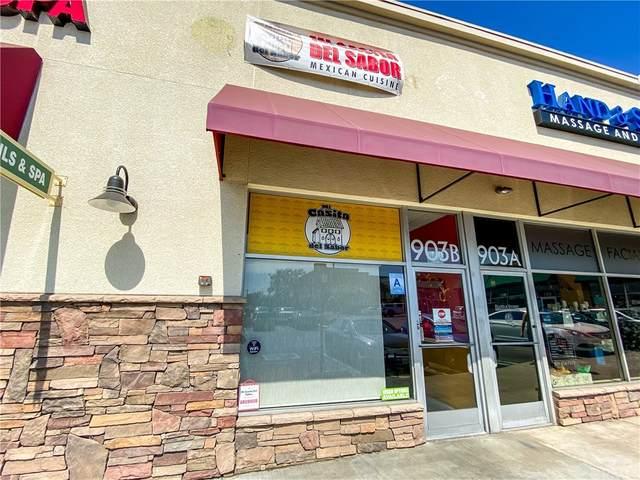 903 W Foothill Blvd, Upland, CA 91786 (#WS21166218) :: Robyn Icenhower & Associates
