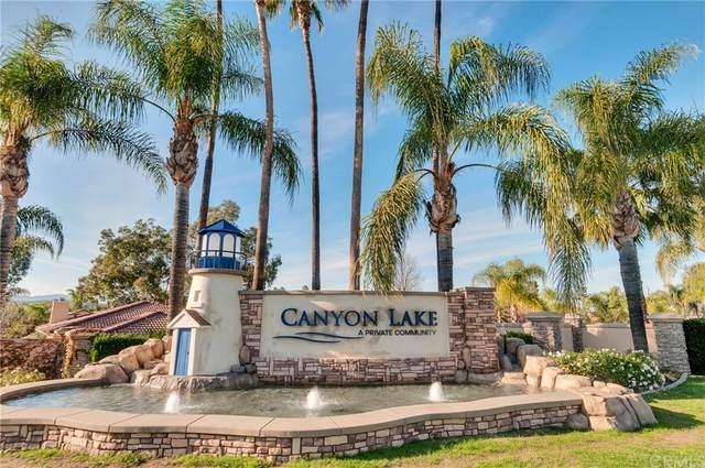 22855 Skylink Drive, Canyon Lake, CA 92587 (#CV21164972) :: Necol Realty Group