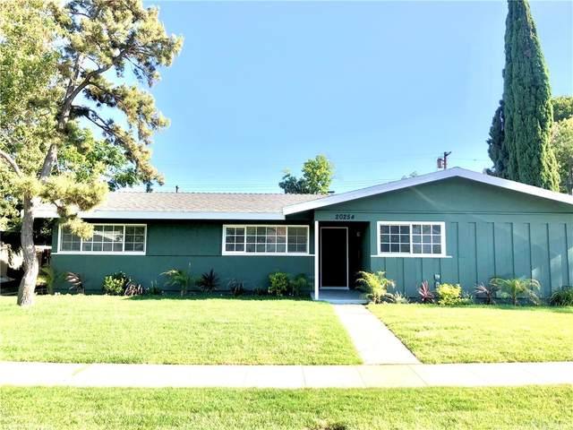 20254 Labrador Street, Chatsworth, CA 91311 (#SR21166205) :: Jett Real Estate Group