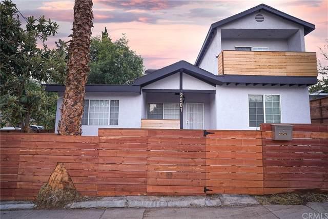 2501 Lancaster Avenue, Los Angeles (City), CA 90033 (#WS21010562) :: Robyn Icenhower & Associates