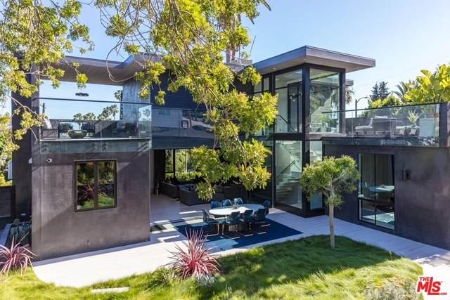 7431 Franklin Avenue, Los Angeles (City), CA 90046 (#21766580) :: Mint Real Estate