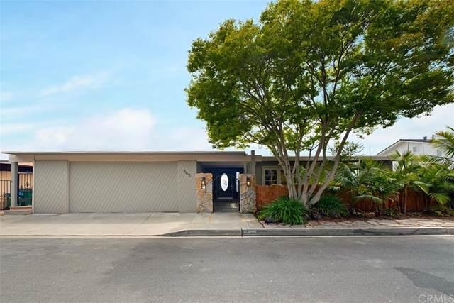 365 Heather Place, Laguna Beach, CA 92651 (MLS #OC21164605) :: The Zia Group