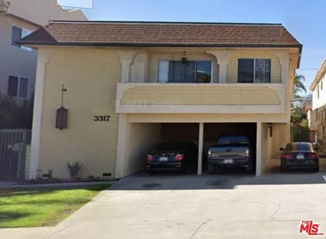 3317 Mentone Avenue, Los Angeles (City), CA 90034 (#21766296) :: RE/MAX Empire Properties