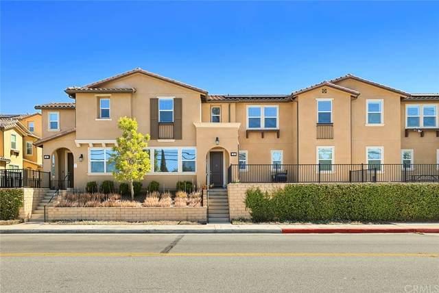 2428 S Fremont Avenue #5, Alhambra, CA 91803 (#AR21166250) :: Latrice Deluna Homes