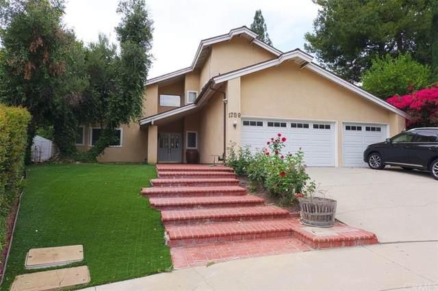 1759 Paseo Verano, San Dimas, CA 91773 (#WS21166261) :: Doherty Real Estate Group