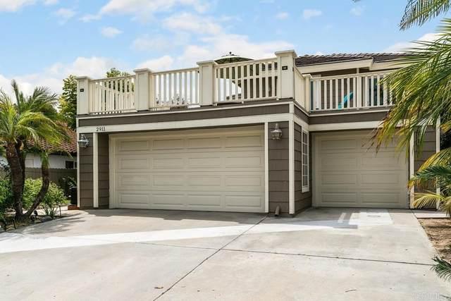 2911 Via Pepita, Carlsbad, CA 92009 (#NDP2108801) :: Robyn Icenhower & Associates