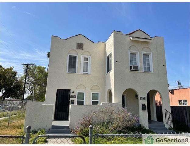 1702 W 65th Street, Los Angeles (City), CA 90047 (#MB21166265) :: A|G Amaya Group Real Estate