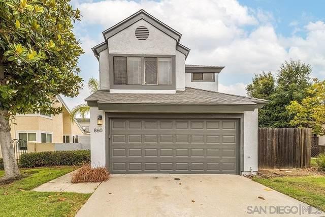 860 Ball Avenue, Escondido, CA 92026 (#210021393) :: Cochren Realty Team | KW the Lakes