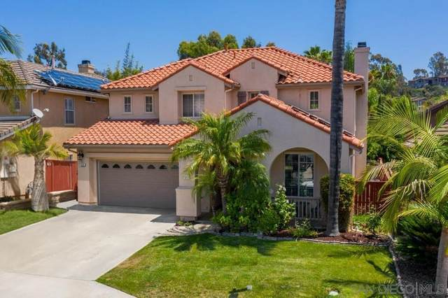 519 Golf Glen Drive, San Marcos, CA 92069 (#210021394) :: Realty ONE Group Empire